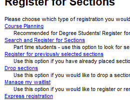 Champlain College Registration
