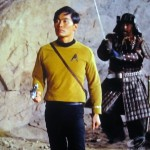 Mr. Sulu and Samurai